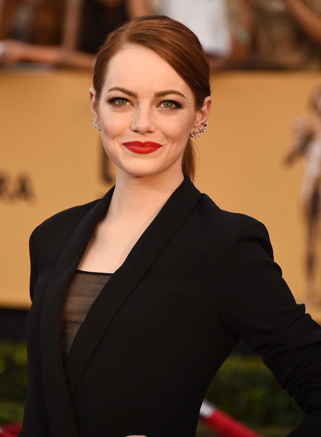 Emma Stone Look Oscar