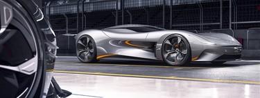 Jaguar Vision Gran Turismo, el superdeportivo al alcance de todos