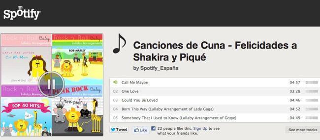 Spotify-Canciones-de-cuna
