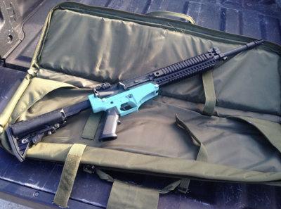 Continúan las sorpresas de las impresoras 3D, turno para... un fusil de combate