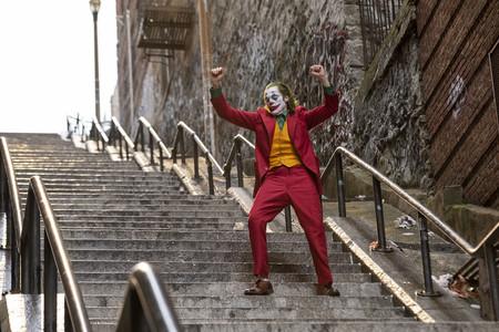 Escaleras Del Joker En El Bronx
