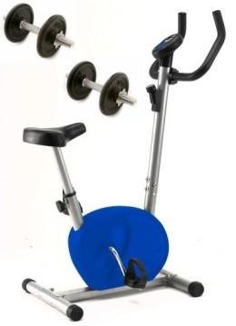 ¿Utilizar mancuernas en la bicicleta estática? Vitónica responde