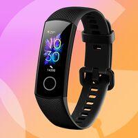 Esta pulsera deportiva cuesta muy poco sólo hoy en Amazon: Honor Band 5 en oferta flash por 31,44 euros