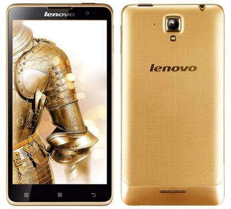 Lenovo S8 es otro ocho-núcleos con pantalla grande
