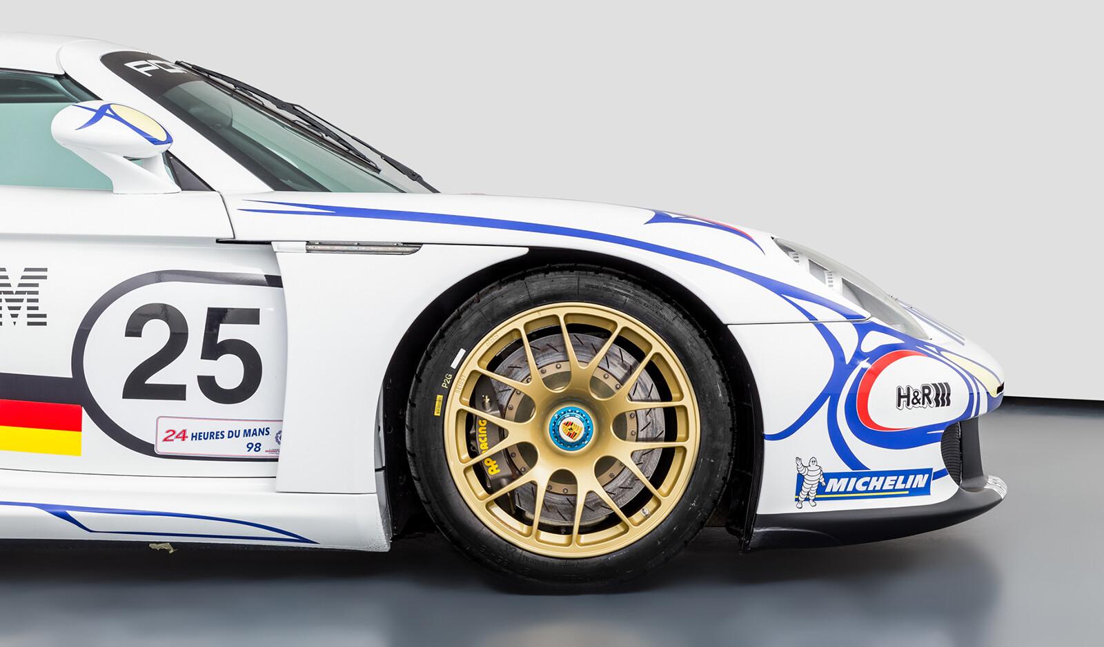 Foto de Porsche Carrera GT-R (2005) (4/16)