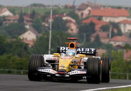 Parece que los Renault funcionan bien en Hungría