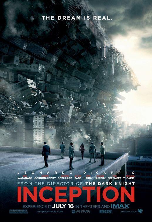 Foto de 'Origen' ('Inception'), carteles de lo nuevo de Christopher Nolan (10/15)