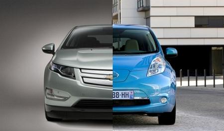 Chevrolet Volt vs Nissan LEAF, además de en EE.UU. ¿Qué ha pasado en España?