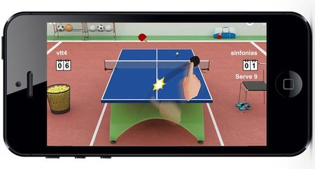 Virtual Tennis Table HD 3