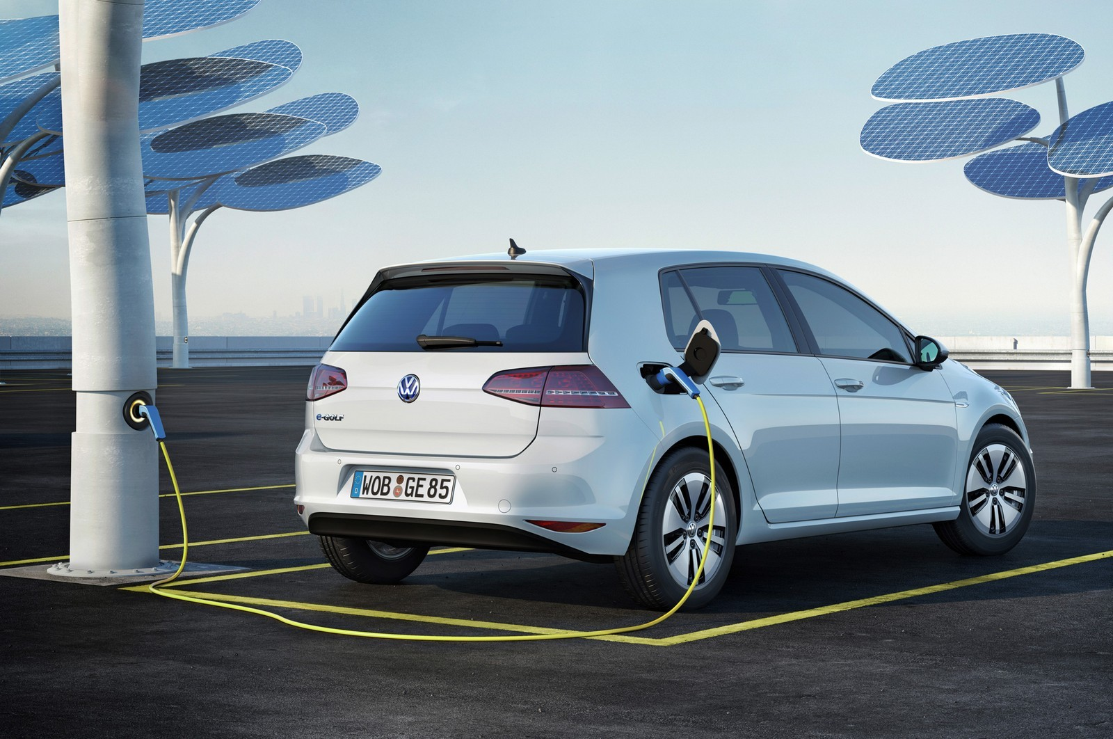Foto de Volkswagen e-Golf (22/23)