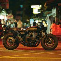 "¿Te gusta el proyecto Yard Built? Continúa desde Taiwan con la Yamaha XJR1300 ""Guerrilla Four"""