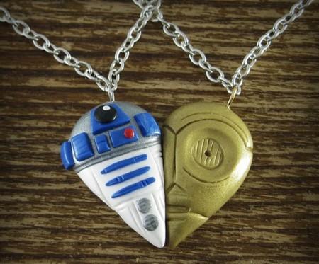 Compras frikis: el amor de R2-D2 y C-3PO
