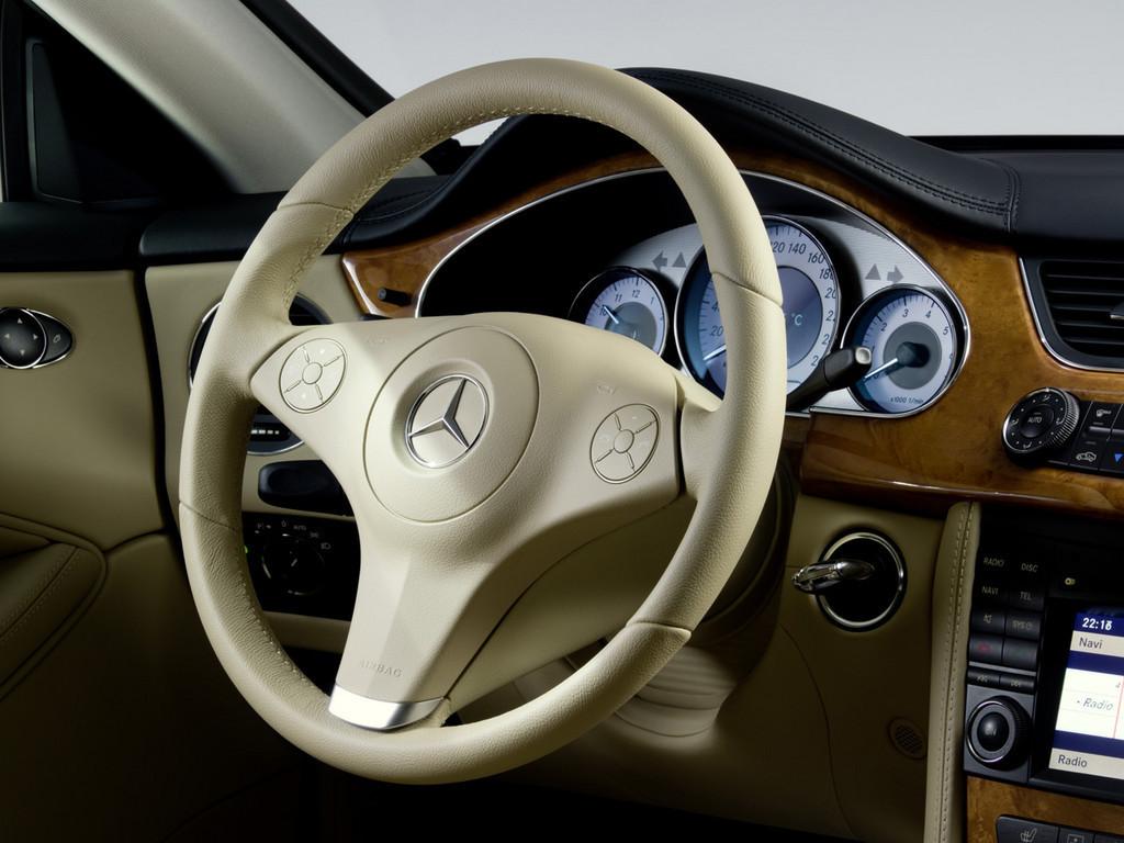 Foto de Mercedes-Benz Clase CLS 2008 (7/14)