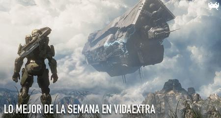 Probando 'Halo 4', de 'COD' a 'Battlefield' y cómo grabar en vídeo tu partida. Lo mejor de la semana en VidaExtra (X)