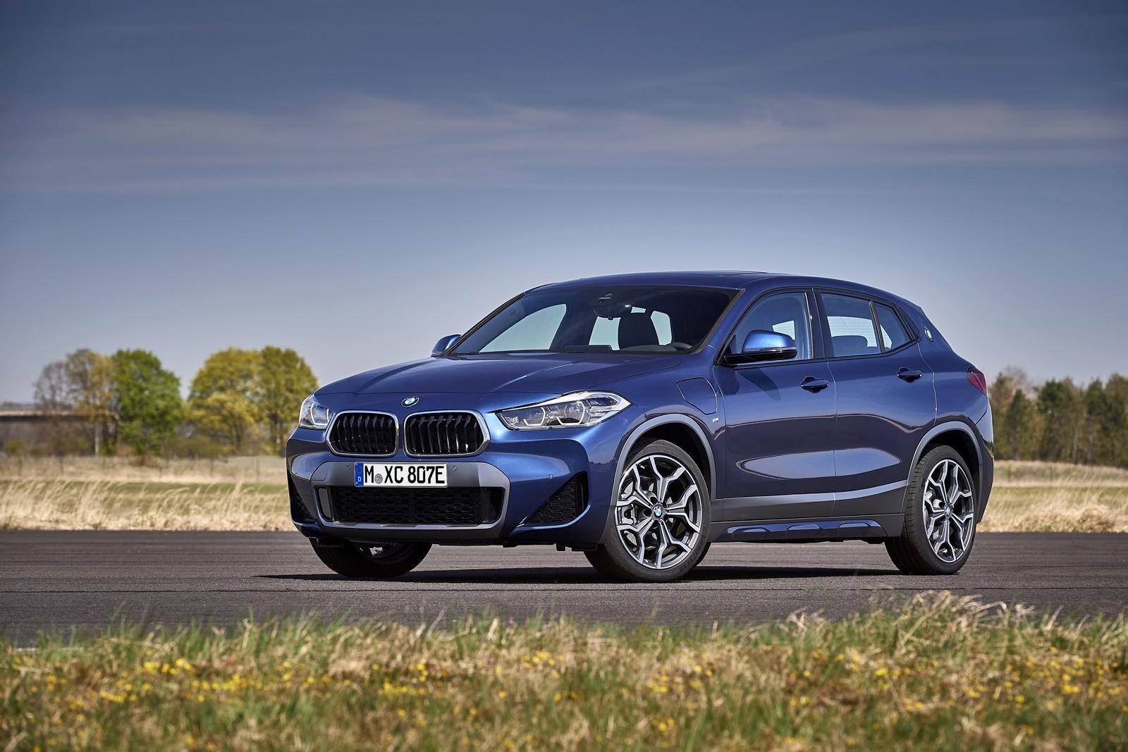 Foto de BMW X2 xDrive25e 2021 (34/53)