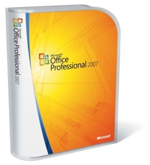 Microsoft Office 2007 SP1 ya ha salido