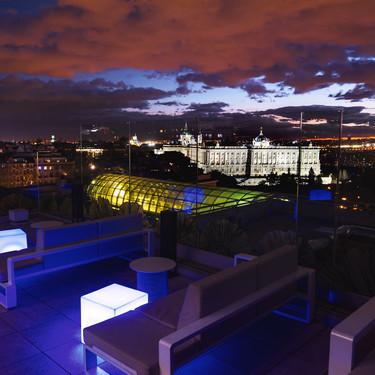 Ginkgo Restaurante & Sky Bar la terraza de moda con las mejores vistas de Madrid