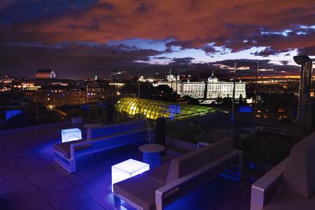 Ginkgo Restaurante Sky Bar La Terraza De Moda Con Las