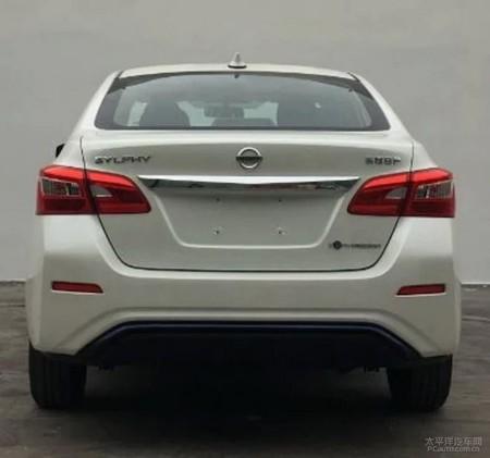Nissan Sylphy Ev 2