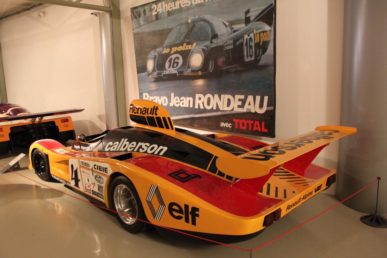 Foto de Museo 24 horas de Le Mans (170/246)
