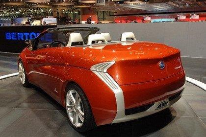 Bertone Coupe Concept