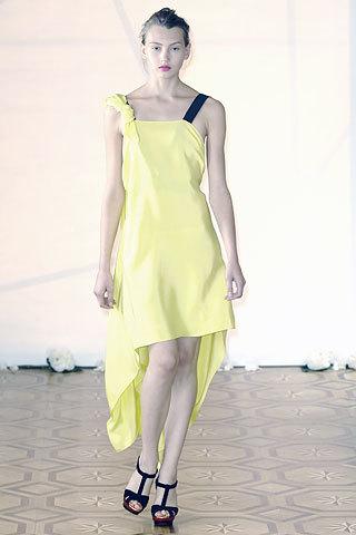 Foto de Roksanda Ilinic en la Semana de la Moda de Londres Primavera/Verano 2008 (8/9)
