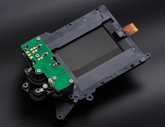 Sensor Nikon D600