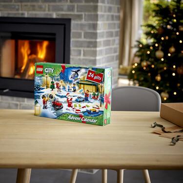 Será una Navidad diferente, pero ya podemos empezar a disfrutar de ella con los calendarios de Adviento de LEGO