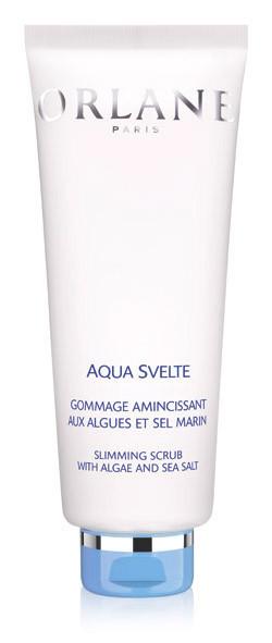 Aqua Svelte de Orlane, ¡para las que siempre vamos con prisas!