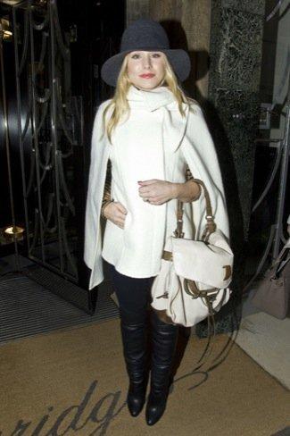Duelo de estilos: Rachel Bilson VS. Kristen Bell, dos looks de calle perfectos