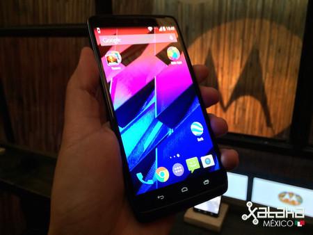 Motorola Moto Maxx, primeras impresiones