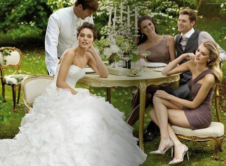 Puesta a punto para tu boda: dieta para una novia
