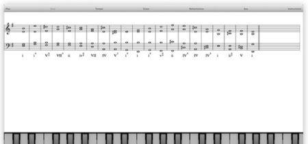 Tonalis, escribe partituras de forma rápida y en tiempo real