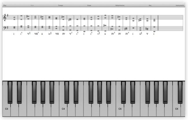 Partituras OS X