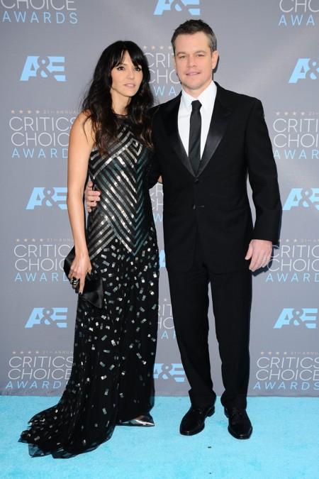 Matt y Luciana