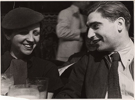 Robert Capa: Lo suficientemente cerca