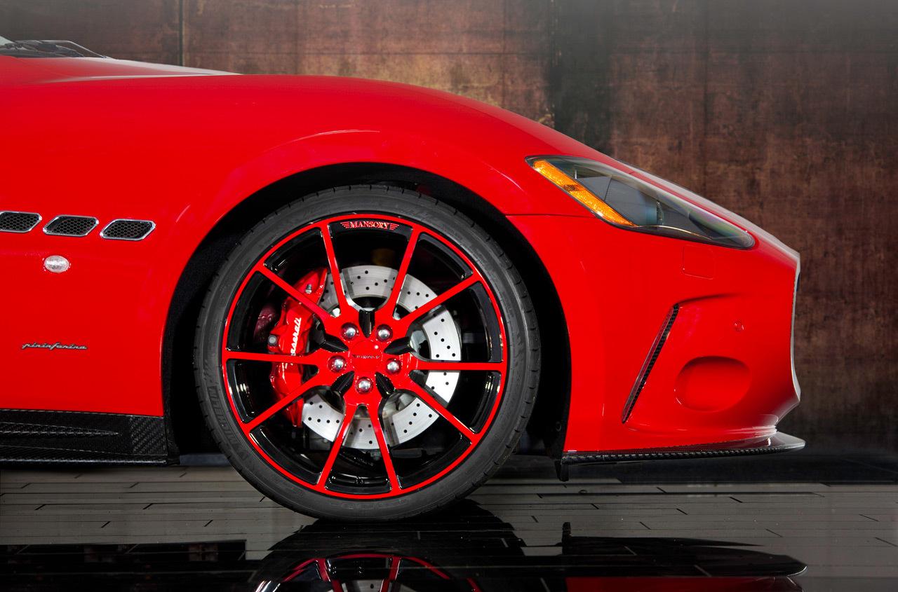 Foto de Mansoty Maserati GranTurismo (12/22)