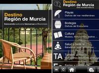 Aplicaciones viajeras: Destino Región de Murcia
