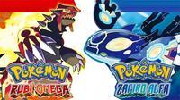 Pokémon Zafiro Alfa y Rubí Omega arrasan en Japón con más de un millón de reservas