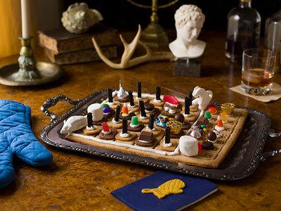 Increíbles juegos de mesa en los que tienes que cocinar para jugar, y ¡claro! después comer