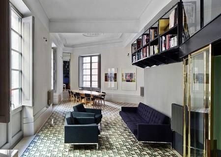 Un apartamento renovado en Barcelona, mejor interior del año en el Inside Festival en Singapur