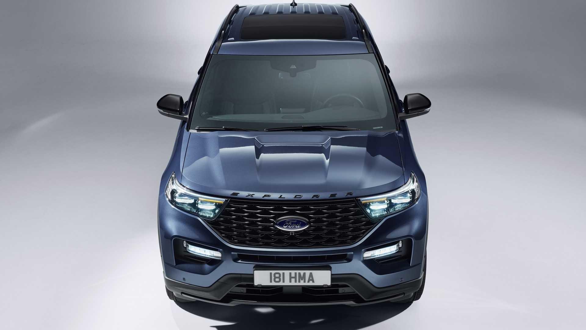 Foto de Ford Explorer PHEV 2020 (4/11)