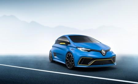 Renault Zoe E Sport Concept