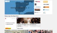 Hubii, un agregador de noticias basado en localizaciones