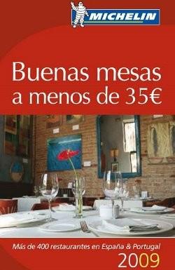 Buenas Mesas a menos de 35 euros