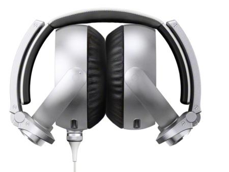 Sony MDR-XB910 doblado
