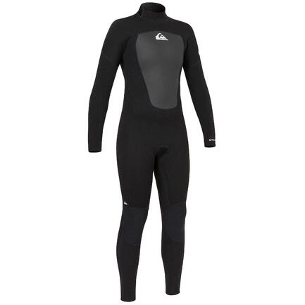 TRAJE SURF QUIKSILVER PROLOGUE NIÑOS NEGRO 3/2 MM