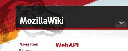 Mozilla WebApp Group