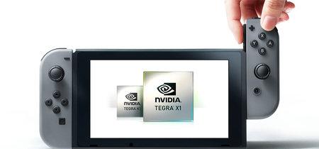 Nintendo va a duplicar la producción de Switch: en cada una seguirá habiendo un Nvidia Tegra X1 sin personalizar