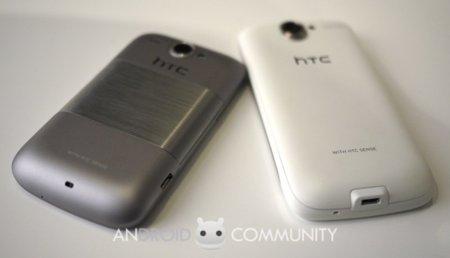 Un nuevo color para los HTC Desire y Wildfire